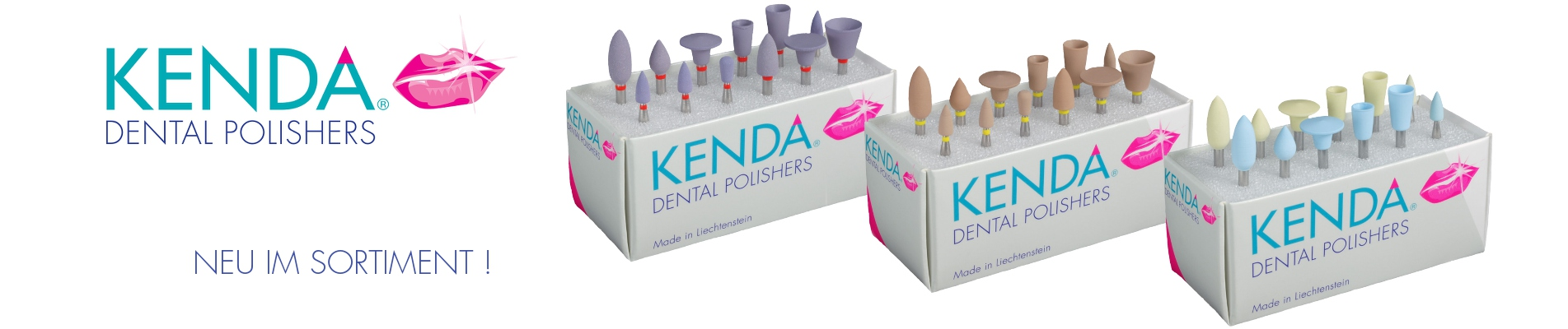 KENDA Dental Polishers